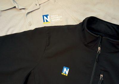 Corporate Design | Clothing | Novate Solutions | West Sacramento