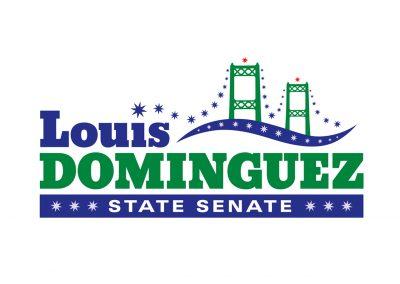 Political Design | Candidate Logos | Louis Dominguez | Los Angeles Area